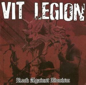 Vit Legion - Rock against Zionism - Compact Disc