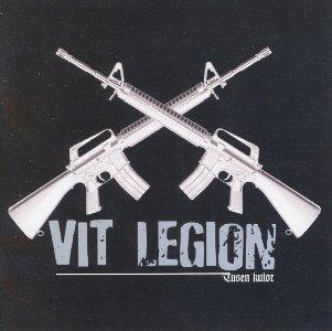 Vit Legion - Tusen Kulor - Compact Disc