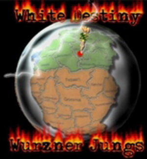 White Destiny - Wurzner Jungs - Compact Disc