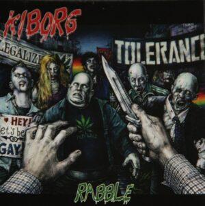Киборг(Kiborg) - Rabble - Compact Disc