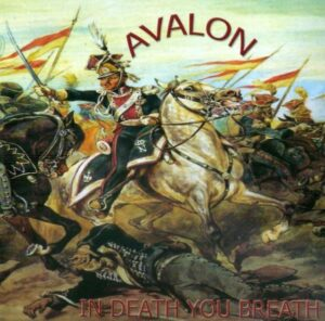 Avalon - In death you breath - Compact Disc