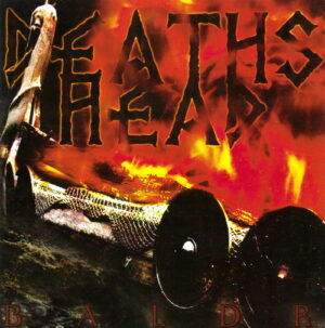 Death Head - Baldr - Compact Disc