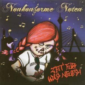 Die Aristokraken - Nonkonforme Noten - Compact Disc