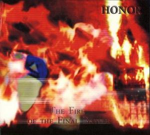 Honor - The fire of the final battle - Digipak Disc