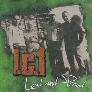 I.C.1 - Loud and Proud - Digipak Disc