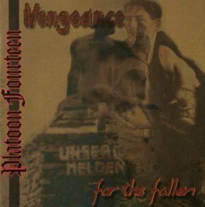 Platoon 14 - Vengeance for the fallen - Compact Disc