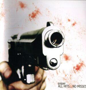 Sniper - All Hits...No Misses - Compact Disc
