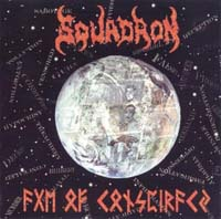 Squadron - Age of conspiracy - Compact Disc