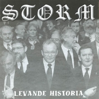 Storm - Levande Historia - Compact Disc