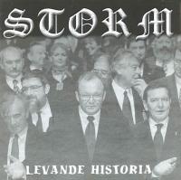 Storm - Levande Historia - Digipak Disc