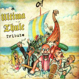 VA – Oi! A Ultima Thule Tribute - Compact Disc