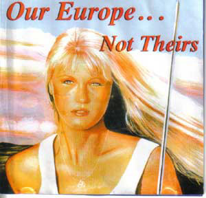 VA – Our Europe ... Not Theirs - Compact Disc