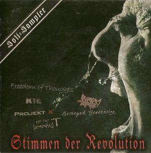 VA - Stimmen Der Revolution - Compact Disc