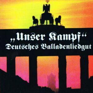 VA -Unser Kampf Teil 1 - Compact Disc