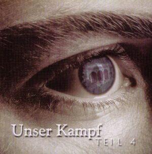 VA - Unser Kampf Teil 4 - Compact Disc