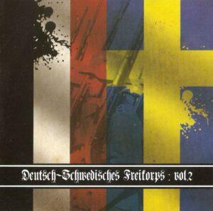 Vinterdis & Oidoxie - Deutsch-Schwedisches Freikorps vol. 2 - Compact Disc