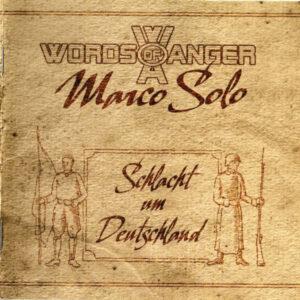 WOA ( Marco Solo) - Schlacht um Deutschland - Compact Disc