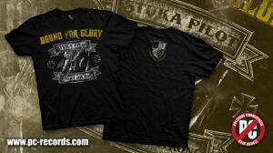 Bound for Glory - Stuka Pilot - T-Shirt -Black