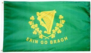 Erin Go Bragh Flag - 3x5 ft