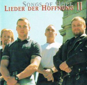 German-British Friendship - Lieder der Hoffnung II / Songs of Hope II - Compact Disc