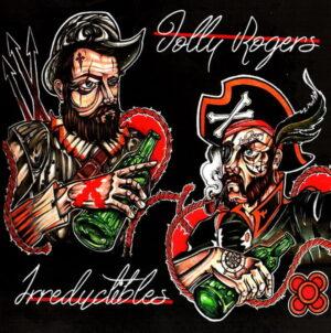 Jolly Rogers & Irreductibles - Ojos En Un Mundo Ciego - Compact Disc