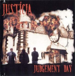 Justicia - Judgement day - Compact Disc