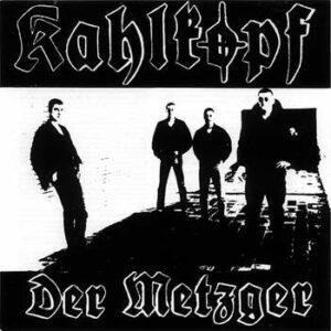 Kahlkopf - Der Metzger - Compact Disc