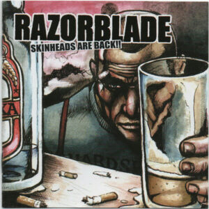 Razorblade – Skinheads Are Back - Compact Disc
