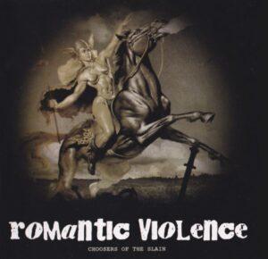 Romantic Violence - Choosers of the slain - Digipak Disc