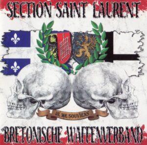 Section Saint-Laurent & Bretonische Waffenverband - Je Me Souviens - Compact Disc