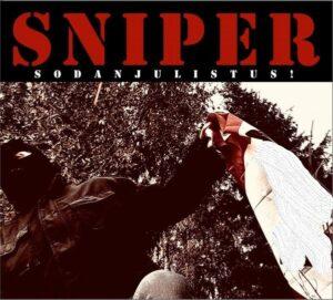 Sniper – Sodanjulistus - Compact Disc