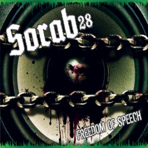 Sorab 28 - Freedom Of Speech - Compact Disc