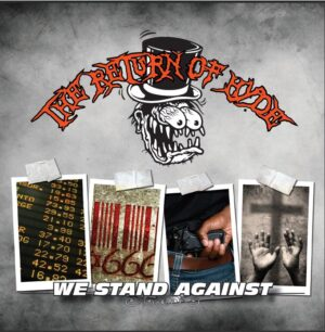 The Return of Hyde - We stand against - Compact Disc
