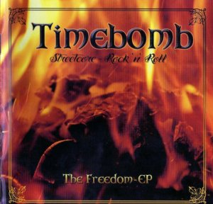 Timebomb - The Freedom - Compact Disc
