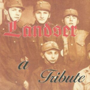 VA - Landser a Tribute - White Covers I - Compact Disc