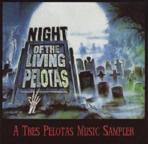 VA - Night Of The Living Pelotas - Compact Disc