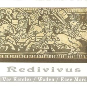 VA - Redivivus - Compact Disc